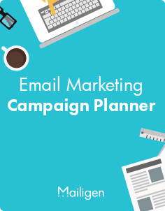 Email Marketing Campaign Planning