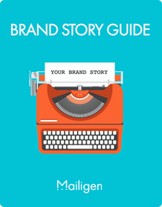 Brand story guide
