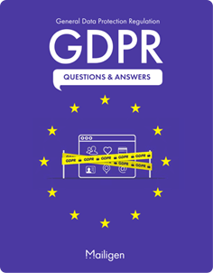 GDPR: Questions and Answers